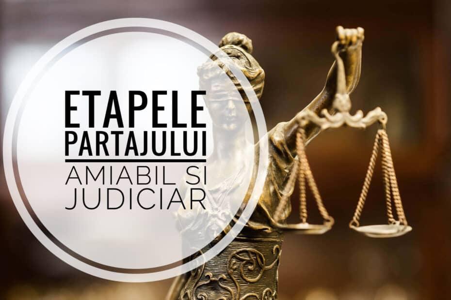 partaj judiciar si amiabil coproprietate avocat